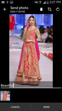 Bridal Cloths Designs apk screenshot