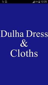 Dulha Dresses & Cloths poster