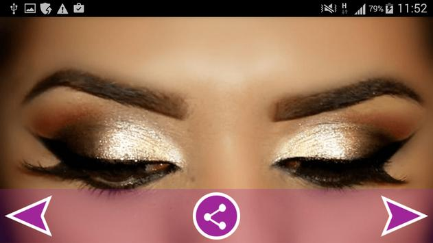 Eye Makup Design 2016 apk screenshot