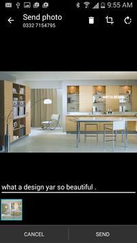 Modern Kitchen Designs screenshot 9