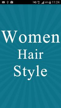 Women  Hair Styles 2016 poster