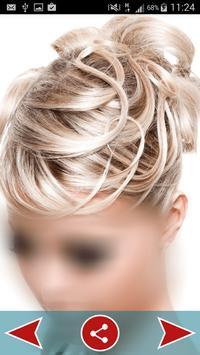 Women  Hair Styles 2016 screenshot 2