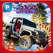 Multi SUV Jeep OffRoad Parking icon