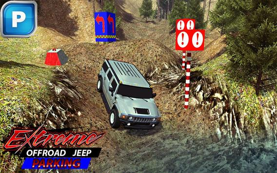 Multi SUV Jeep OffRoad Parking poster