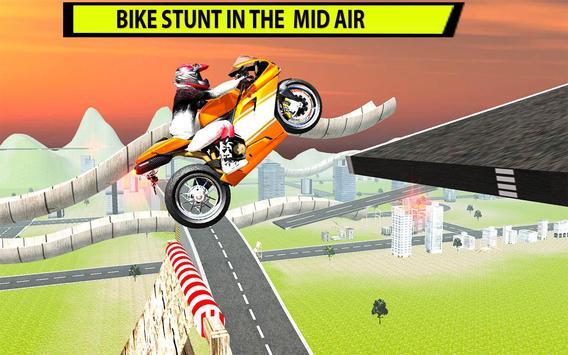 Extreme Motorbike Stunts 2017 screenshot 1