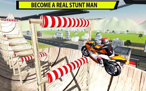 Extreme Motorbike Stunts 2017 screenshot 2