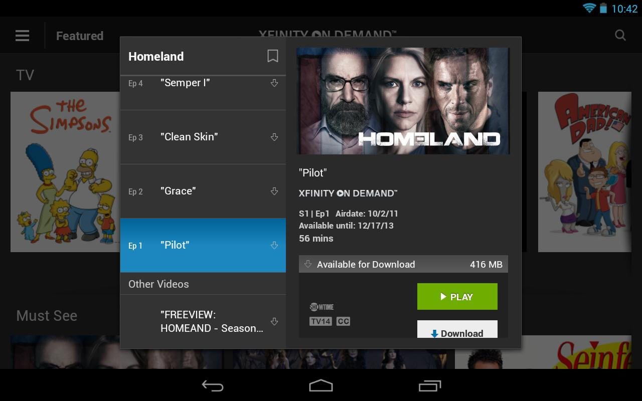 hbo go android tv xfinity