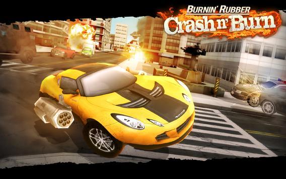 Burnin' Rubber Crash n' Burn screenshot 5
