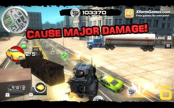 Burnin' Rubber Crash n' Burn screenshot 9