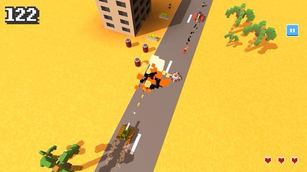 Operation Desert Road screenshot 14
