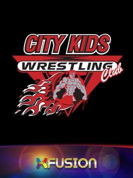 City Kids Wrestling Club. screenshot 1