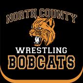 North County Bobcats Wrestling icon