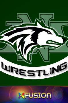 North Marion Wrestling Club. poster