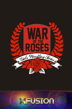 War of the Roses Wrestling. poster