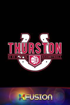 Thurston Boys Basketball. poster