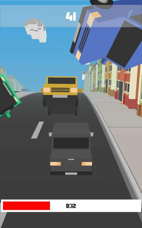 crashy road flip the rules apk download free arcade game for