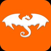 Flappy Math Dragon icon