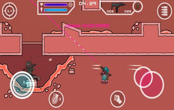 Guide Of Mini Militia screenshot 1