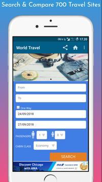 World Travel Booking Apps screenshot 3