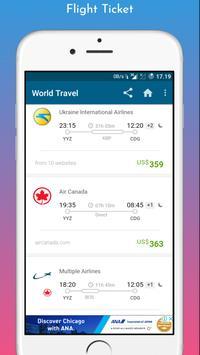 World Travel Booking Apps screenshot 4