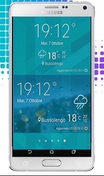 S6 Edge Launcher Theme: Galaxy poster