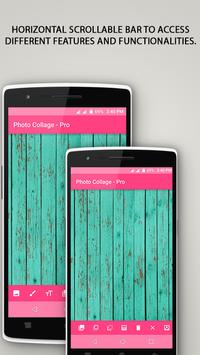 Photo Collage - Pro screenshot 1