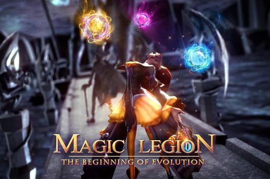 Magic Legion - Hero Legend poster