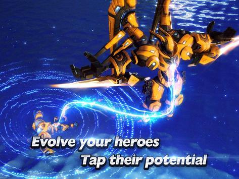 Magic Legion - Hero Legend apk screenshot