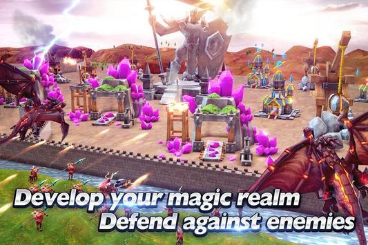 Magic Legion screenshot 1