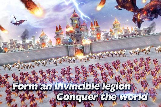 Magic Legion screenshot 2