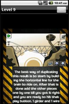 X Construction Guide and Hints apk screenshot