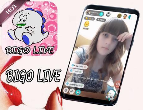 Hot tips for bigo live video call poster
