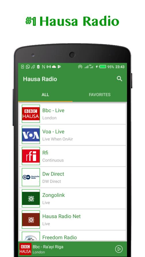 Hausa Radio for Android - APK Download