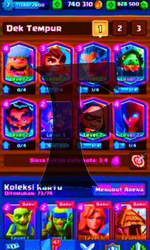 clash royale apk download private server