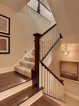 Wood Stairs poster