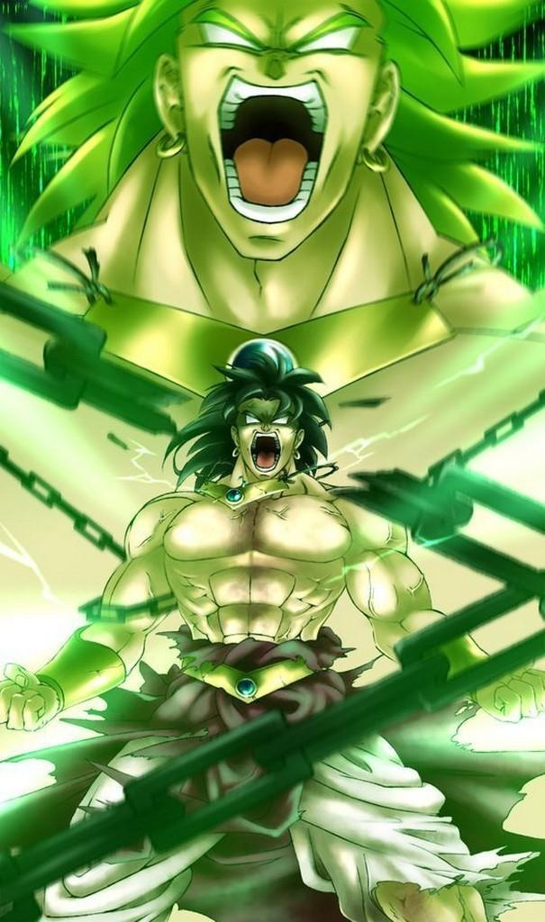 Broly Wallpaper For Android Apk Download