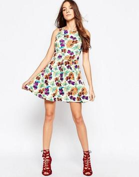 Floral Dresses screenshot 1