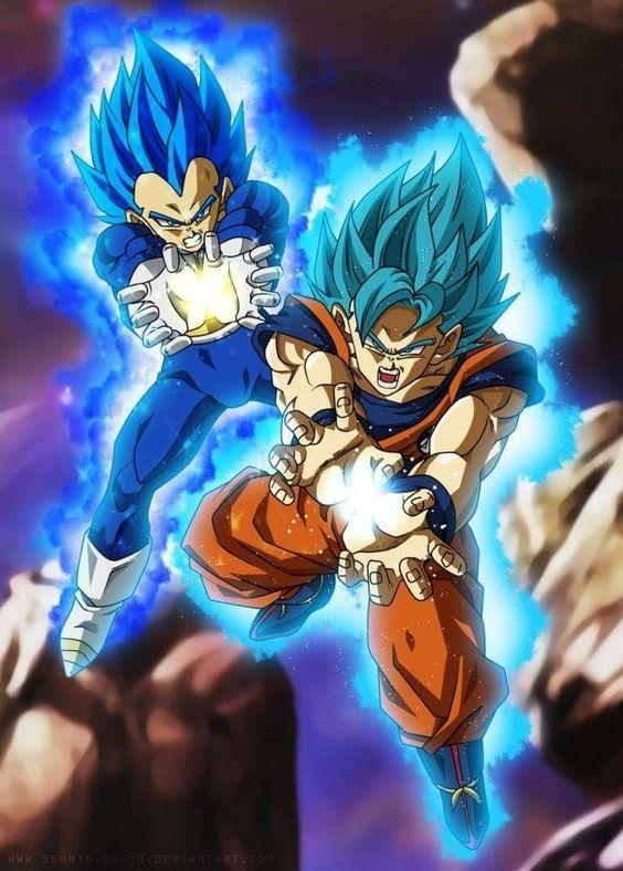 Goku And Vegeta Wallpaper For Android Apk Download
