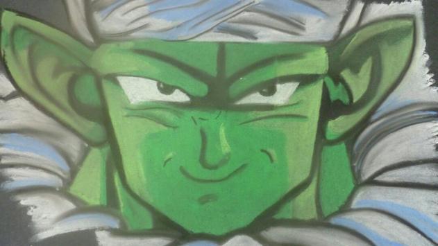 Piccolo Wallpaper Screenshot 3