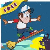 Gravity Dipper Falls icon