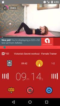 Fitness home gym screenshot 2
