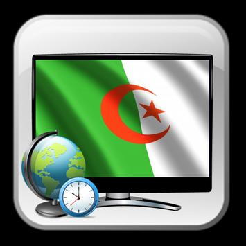 Free TV Algeria guide time poster