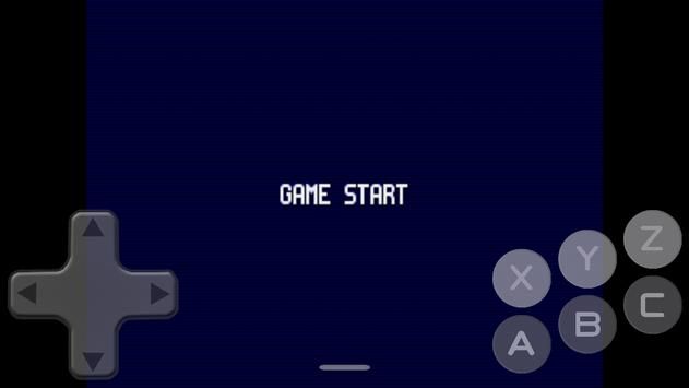 Free MD/Genesis Emulator apk screenshot