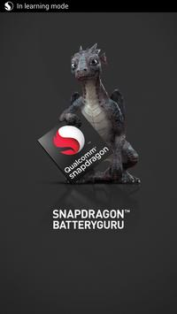 Snapdragon™ BatteryGuru Cartaz