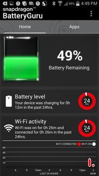Snapdragon™ BatteryGuru apk imagem de tela