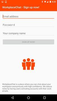 WorkplaceChat screenshot 2