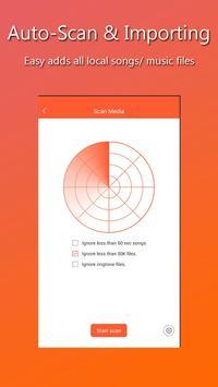 Xiaomi Music Player - Music for MiUi 9 スクリーンショット 3