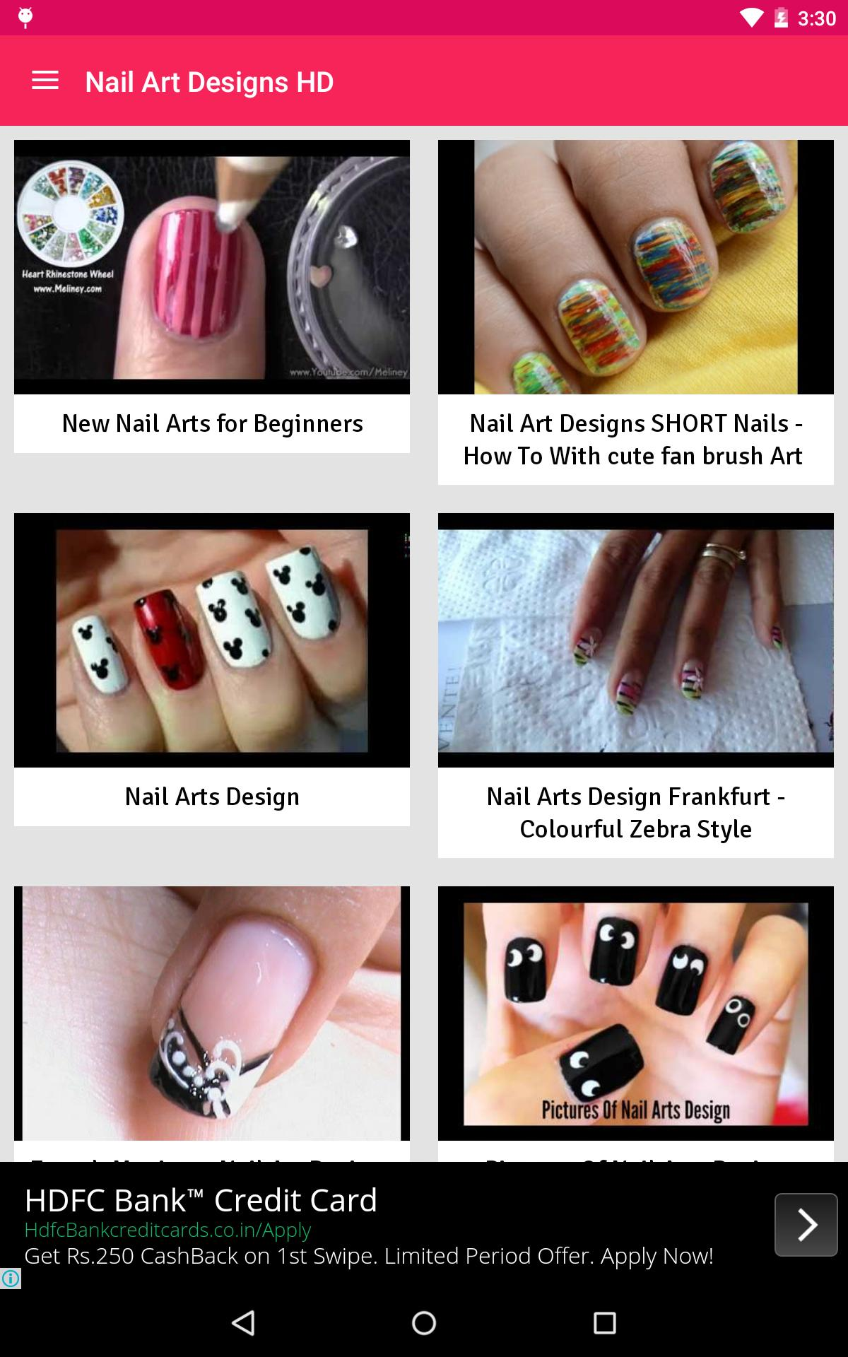 Nail Art Designs Free For Android Apk Download