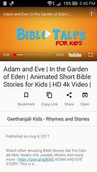 Bible Stories for Teenage Kids Videos screenshot 3
