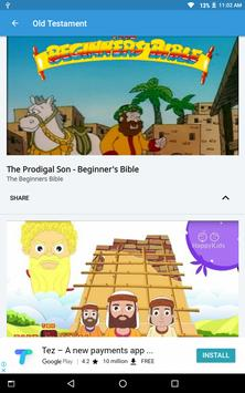 Bible Stories for Kids Videos apk screenshot